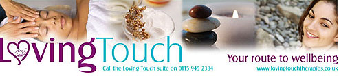 Loving Touch Therapies News